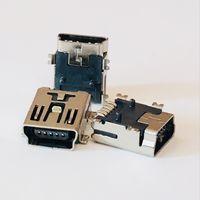 Разъем usb USB/M-1J / USB B mini; SMT; PIN:5; горизонтальный Гнездо / Разъём