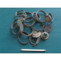 Сигнет и другие колечки перстеньки