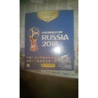 Альбом чемпионат мира по футболу 2018