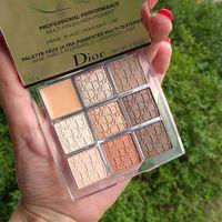 Палетка теней Dior Backstage Eye Palette 001 Warm Neutrals