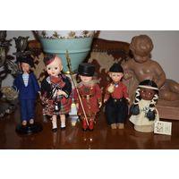 Куклы коллекционные, Франция и Канада 1960е