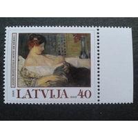Латвия 2005 живопись