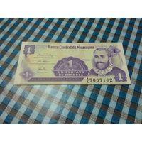 1 центаво де кордоба Никарагуа