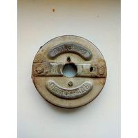 От диска телефона до 1918г