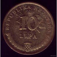 10 липа 2001 год Хорватия