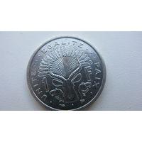 Джибути 1 франк 1999