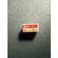 Реле RAPA 12V, 08E-12-002/7
