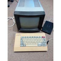 Бытовой компьютер Электроника БК 0010-01+ монитор