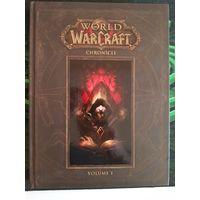 World of Warcraft Chronicle. Volume 1 (на английском)