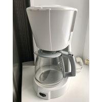 Капельная кофеварка Bosch TKA3A031, хорошее состояние, работает безупречно