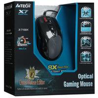 Игровая мышь A4Tech X-710BK