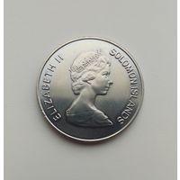 СОЛОМОНОВЫ ОСТРОВА  доллар 1984