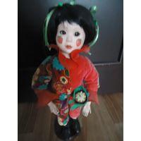 Авторская кукла.Керамика.