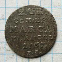 2 гроша 1767 год