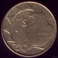 1 Доллар 2008 год Намибия Арол