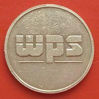 Парковочный токен WPS (ГОЛЛАНДИЯ)