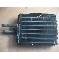 101593 Opel vectra B радиатор отопителя