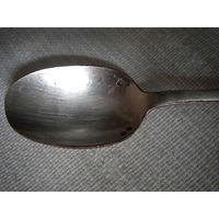 Ложка чайная Германия  серебрение до 1945 г.