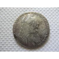 1 рубль 1734 г.
