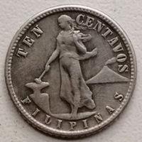 Филиппины 10 сентаво 1944
