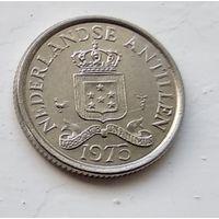 Нидерландские Антильские острова 10 центов, 1975 1-1-23