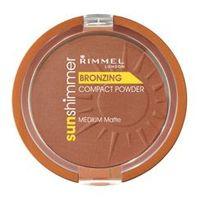 Rimmel бронзер Sun Shimmer compact powder, medium matte (3224)