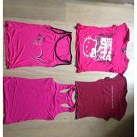 Одежда детская на девочку 10-12 лет, рост 148-155.