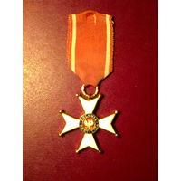 Орден Возрождения Польши 5-го класса (Рыцарский крест).