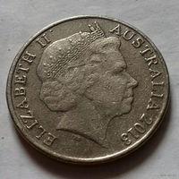 20 центов, Австралия 2013 г.