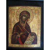 Икона Пресвятая Богородица из Деисусного Чина. Ветка.