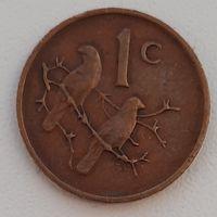 Африка (ЮАР) 1 цент 1969 год km65.2 (SUID)