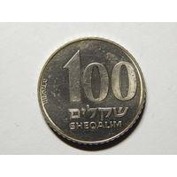 Израиль 100 шекелей 1985г