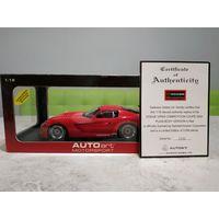 1/18 1:18 Autoart  Dodge Viper Competition Car Plain Body Version