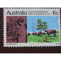 Австралия. 1970г. Фауна