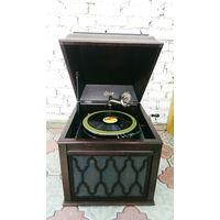 Старинный Патефон Edison Disc Phonograph. Начало 20 века. Оригинал