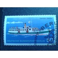 Берлин 1975 корабль Михель-1,0 евро гаш