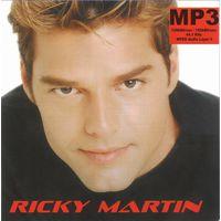 "Ricky Martin ""MP3"" CD"