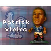 Patrick Vieira Франция 5 см Фигурка футболиста MC929