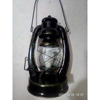 Светильник из керосиновой лампы на 220 v