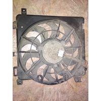 Вентилятор, охлаждения двигателя opel astra h 1.3 cdti (24467444) 0130303304