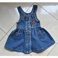 Сарафан Gloria Jeans, 1-2 года