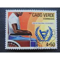 Кабо- Верде  1981 г.