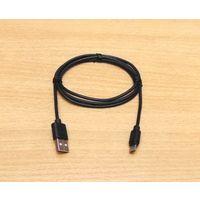Кабель USB - Micro-USB. Длина: 1.00м. Чёрный цвет.