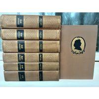 Фридрих Шиллер. Собрание сочинений в 7 томах (комплект из 7 книг)