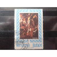 Панама 1967 Живопись Рубенс