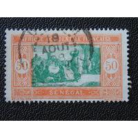 Французская Западная Африка 1914-26 г.г. Сенегал.