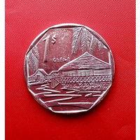 91-18 Куба, 1 песо 2000 г.