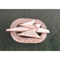 Знак Польша Отличник военно-спортивной подготовки, WOSF, 2 ст