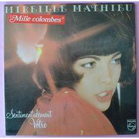 Mireille Mathieu - Sentimentalement Votre LP (винил)