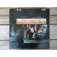 Elton John - Don't shoot me I'm only the piano player - DJM Records, England